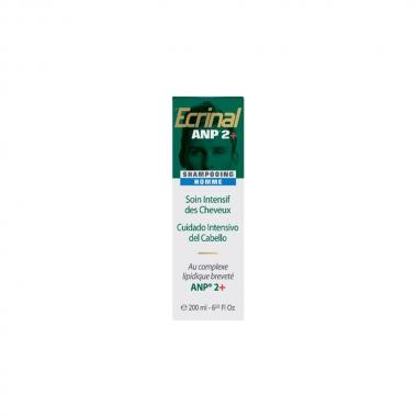 Asepta Ecrinal ANP2+ Sampon pentru barbati x 200 ml