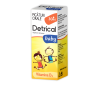 ZDROVIT Detrical D3 BABY 30 ml