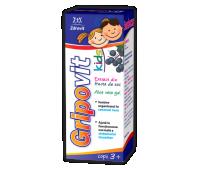Gripovit kids sirop pentru copii 150ml, ZDROVIT