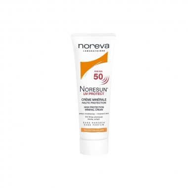 Noreva Noresun UV Crema Minerala SPF50, 40ml