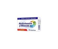 Multivitamine si minerale + Luteina, 56 comprimate Zdrovit