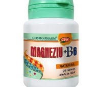Magneziu + B6 30 cpr Cosmopharm