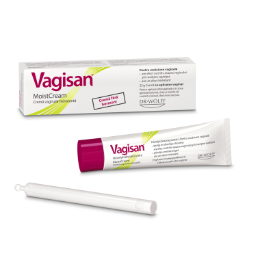 Vagisan Crema vaginala