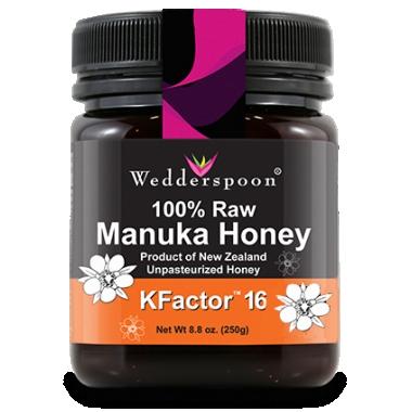 Miere de Manuka KFactor 16 RAW 250g