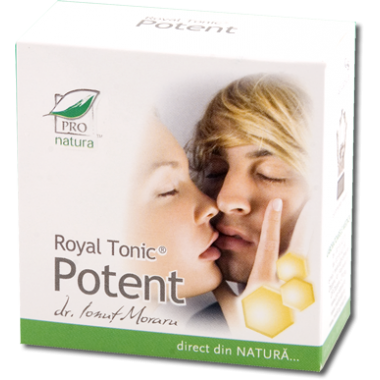 ROYAL TONIC POTENT 40CPS, MEDICA