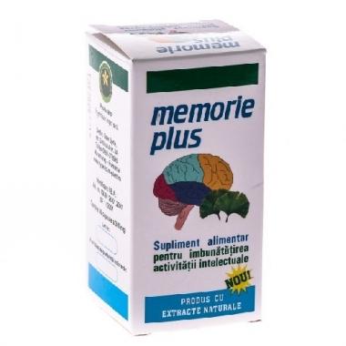 Memorie Plus 300mg 60cps