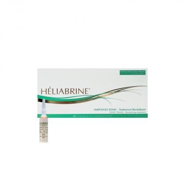 HELIABRINE Tratament fortifiant cu polen 8 fiole x 5ml