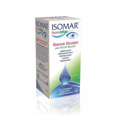 Isomar PLUS Picaturi pentru ochi uscati 10ml