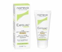 Noreva Exfoliac Crema Dore 30ml