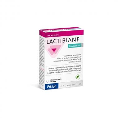 PiLeJe Lactibiane Buccodental 30 comp