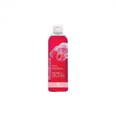 Rivadouce Ulei dus hidratant trandafir si zmeura,500 ml