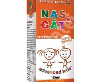 Advanced Kids Sirop Nas si Gat 125ML