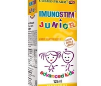 Advanced Kids Sirop Imunostim Junior 125ML