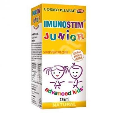 Advanced Kids Sirop Imunostim Junior 125ML