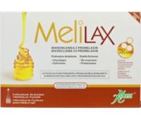 Melilax Microclisma Adulti Aboca 6x10gr