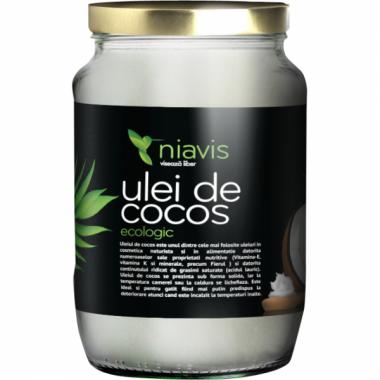 ULEI COCOS EXTRA VIRGIN ECO(BIO) 450 GR, NIAVIS