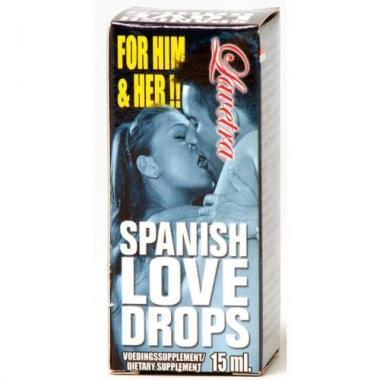 Afrodisiac pentru el si ea Spanish love drops Lavetra