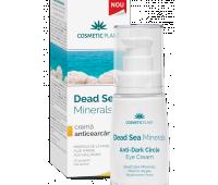 Crema anticearcan cu minerale de la Marea Moarta, alge marine şi acid hialuronic