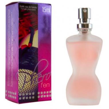 Parfum Feromoni Femei Pherofem, Cobeco