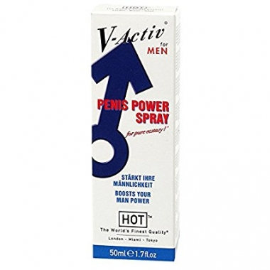 Activ Power Spray Pentru Barbati Erectie Ferma, Spray, 50ml
