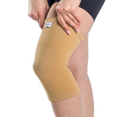 Orteza de genunchi simpla, elastica