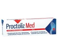 PROCTOLIZ MED (PROCTOLIZIN) CREMA 25GR