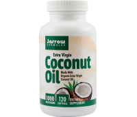 CoConut Oil Extravirgin 120 capsule Secom