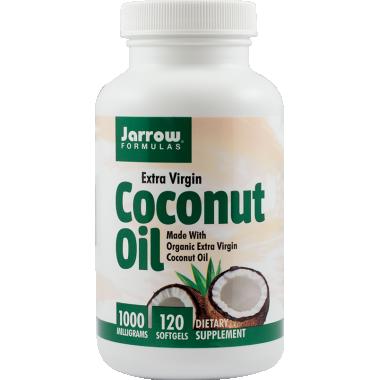 CoConut Oil Extravirgin 120 capsule Secom