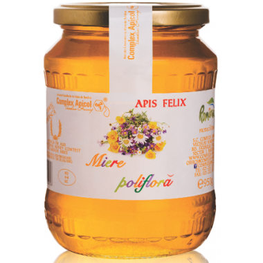 MIERE POLIFLORA APIS FELIX 450GR