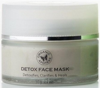 Masca fata detoxifianta Organic Apoteke