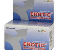 Erotic potenta pentru barbati capsule X 20