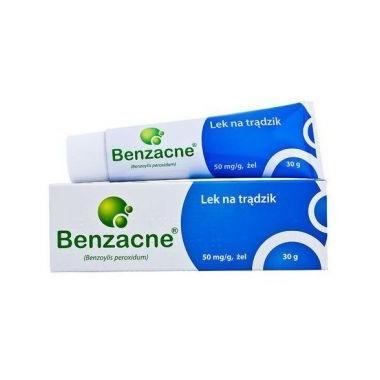 Benzacne gel antiacneic 5% ( Brevoxyl )