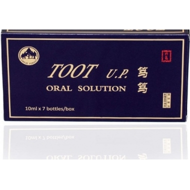 TOOT UP FIOLE POTENTA 7 FLACOANE