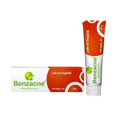Benzacne gel antiacneic 10% ( Brevoxyl )
