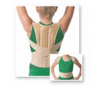 Orteza toracica elastica pentru copii cu 2 atele rigide, Medtextile