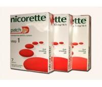 Nicorette Patch 10 mg/16 ore Plasturi Impotriva Fumatului