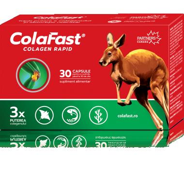 Colafast Colagen Rapid articulatii 30cpr