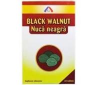 NUCA NEAGRA 30CPR