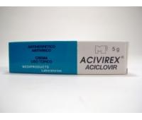 Acevirex 50 mg/5 g