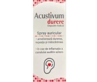 Acustivum durere spray auricular *20 ml