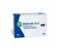 Blefarette Med 14 servetele sterile