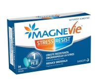 Magnevie Stress Resist, 30 comprimate, Sanofi