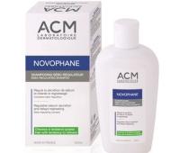 Sampon sebo-reglator Novophane ACM, Unisex, 500 ml