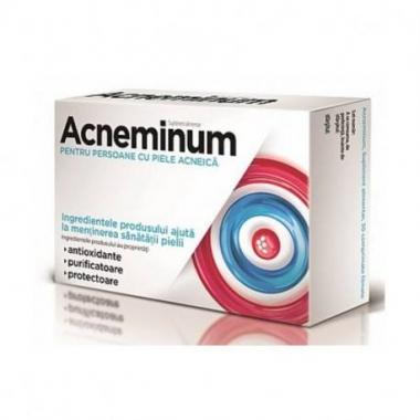 ACNEMINUM, 30 TABLETE
