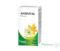 ANXIVITAL RELAXANT 50CPS