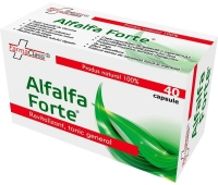 Alfalfa Forte, 40 comprimate, Farmaclass