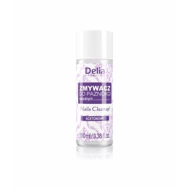 Dizolvant cu acetona pentru lacul de unghii Delia 100 ml