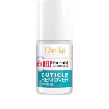 Gel instant pentru indepartarea cuticulelor, Delia Cosmetics, 11ml