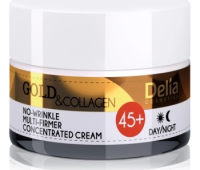 Crema antirid aur&collagen 45+ 50ml DELIA COSMETICS