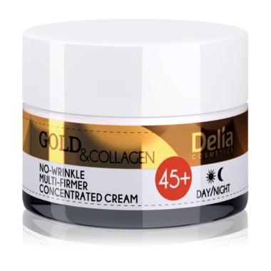Crema antirid aur&collagen 45+ 50ml DELIA COSMETICS